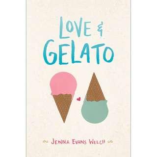 Love & Gelato (Jenna Evans Welch)