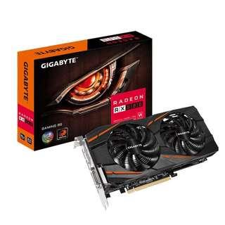 GA 580 Gaming 8GB
