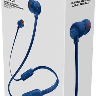 JBL Wireless Earphones T110BT