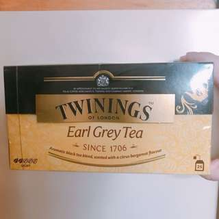 Twinings 伯爵茶包25包