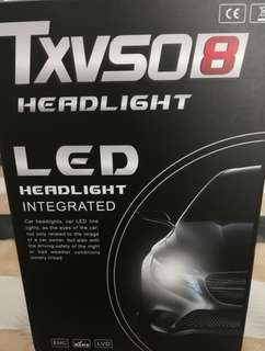 LED Headlights for cars fitting (D2/D4)