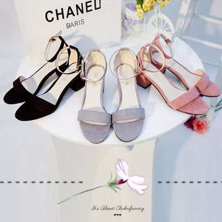 🌸[ LIMITED ] Korea Platform Sandals
