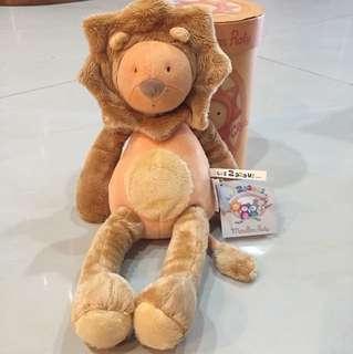 Moulin Roty Zazous Lion Soft Toy