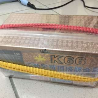 金冠k66