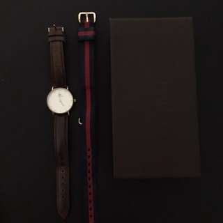 Authentic Daniel Wellington
