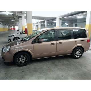 Nissan Lafesta 2.0 Auto Sunroof
