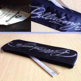 Billabong Large Pencil Case (Black)
