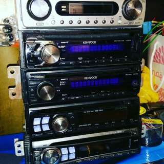 Player Pioneer Kenwood Alpine