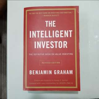 🆕The intelligent investor