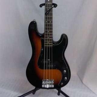 Custom Samick Bass Guitar