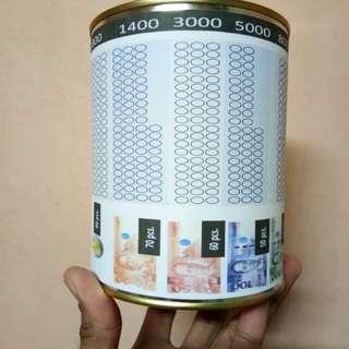 Peso Challenge Tin Bank