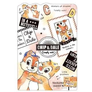 日本直送 Chip n Dale 膠墊板