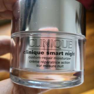 Clinique Smart day and night moisturizer