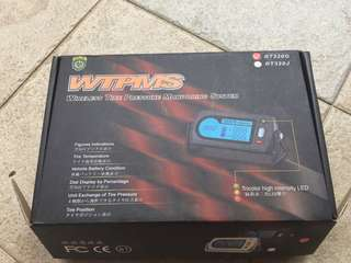 WTPMS Tire Pressure Monitoring System