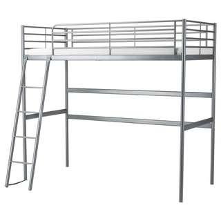 SVARTA IKEA Loft Bed [Price Reduced]