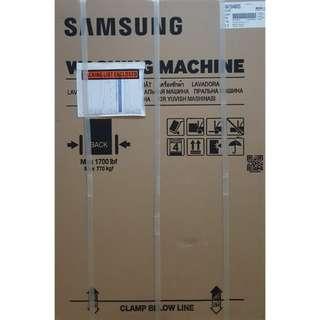 BRAND NEW Samsung 7.5 Kg Top Load Washer / Washing Machine WA75H4400SS