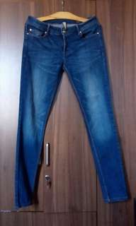 Mango Denim Jeans (size30)