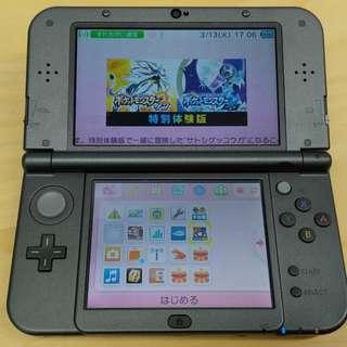 New 3DS LL 黑色