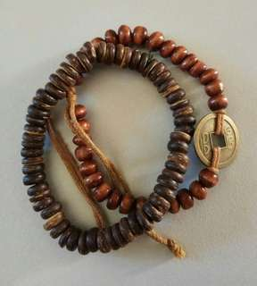 2 pcs Coconut Shell Bracelet