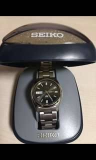 Seiko Watch 手錶