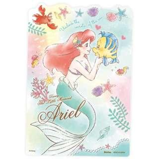 日本直送 The Little Mermaid 小魚仙 Ariel & Flounder 膠墊板