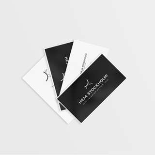 $50 simple name card design within 24 hours