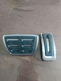 VW Polo/Jetta/Golf pedal covers