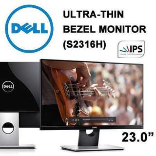 "Dell S2316H IPS 23"" Monitor"