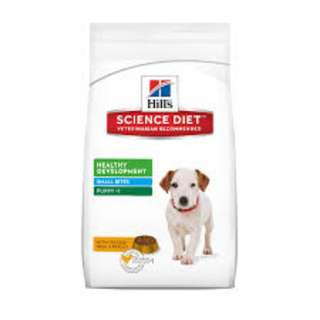 Science Diet Healthy Development Small Bites Puppy Chicken Meal &Barley 2kg