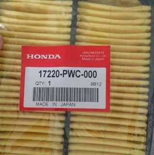 Honda Airwave Air Filter