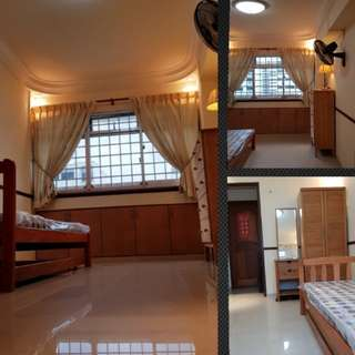 Toh Guan Rd - Common Room for Rent