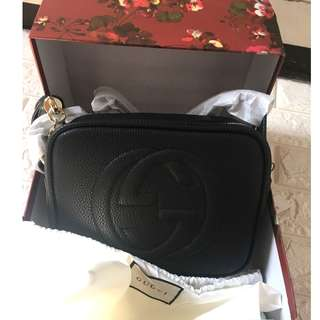LAST SALE PRICE - gucci soho bag - SALE PRICE