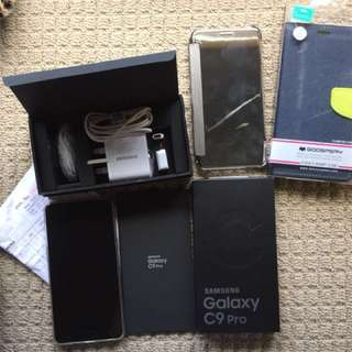 [BrandNEW] SAMSUNG Galaxy C9 PRO