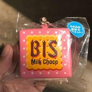 Bis chocolate rare squishy