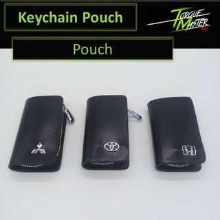 Key Pouch Car Logo