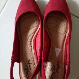 Payless shoes red