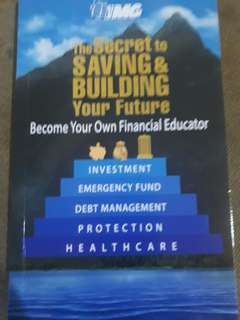Financial guide book