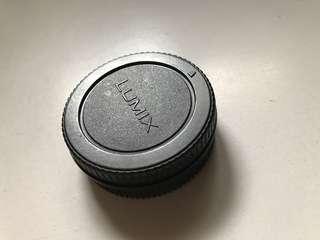 M 4/3 Camera body caps