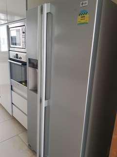 Renovation sale..LG two door  Fridge