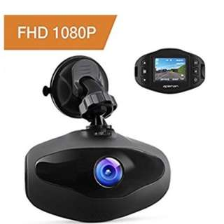 APEMAN 1080P FHD Mini In Car Dash Cam Camera DVR Driving Video Recorder with SONY IMX323 Sensor Super Night Vision, 650NM Lens, WDR, G-Sensor, Parking Monitoring, Motion Detection, Loop Recording Amazon's Choice