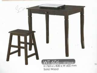 writing table With stool model - WT606