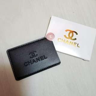 Chanel 鏡盒 卡片套 卡套 化妝袋 筆袋 散紙包 prada lv gucci