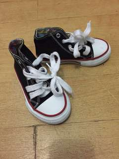 Converse inspired rubber shoes