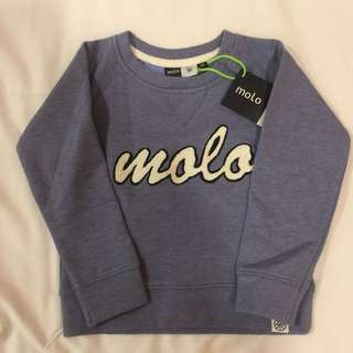 [NEW] MOLO 2Y Sweater