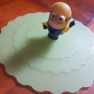 Very small minion toy