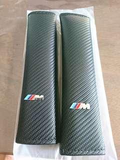 BMW M series safety belt straps
