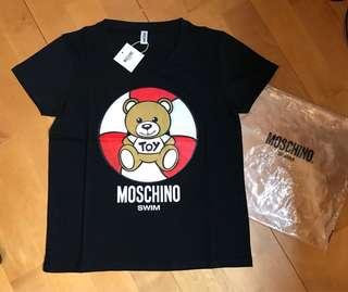 Moschino Bear lifebuoy 熊仔Tee