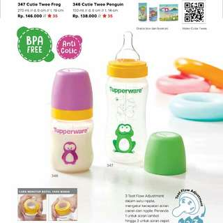 Botol Susu Tupperware
