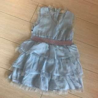 Babyblue dress