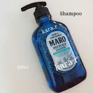 Maro Hair Shampoo 400ml